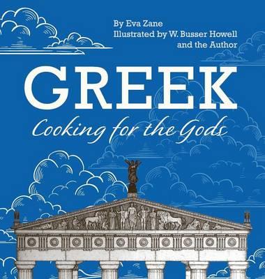 Greek Cooking for the Gods (Hardback)