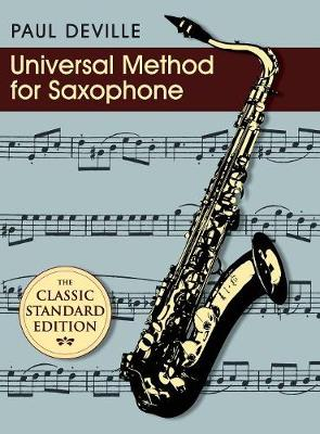 Universal Method for Saxophone (Hardback)