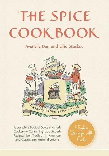 The Spice Cookbook (Paperback)