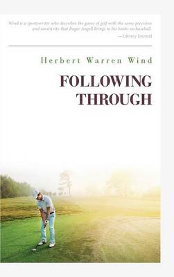 Following Through (Hardback)