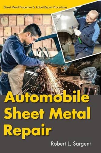 Automobile Sheet Metal Repair (Hardback)