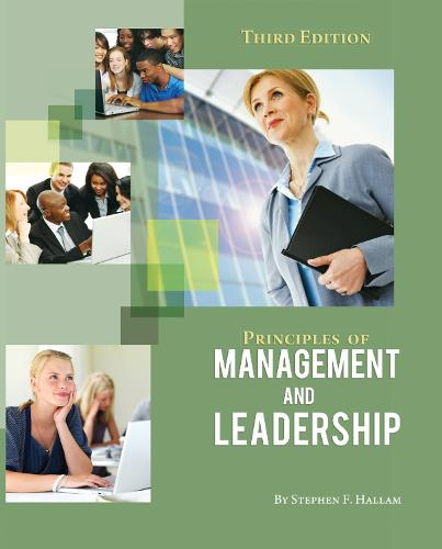 Principles of Management and Leadership (Paperback)