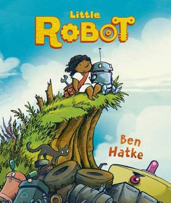 Little Robot (Hardback)