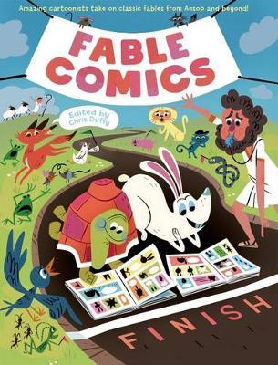 Fable Comics (Hardback)