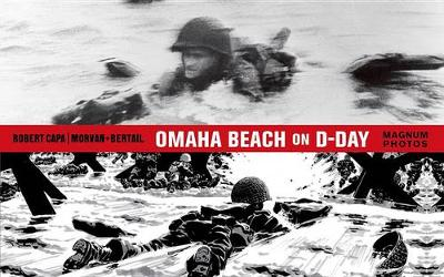 Omaha Beach on D-Day (Hardback)