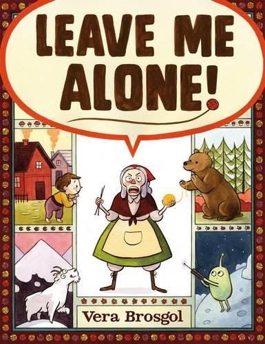 Leave Me Alone (Hardback)