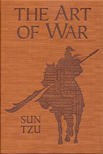 The Art of War - Word Cloud Classics (Paperback)