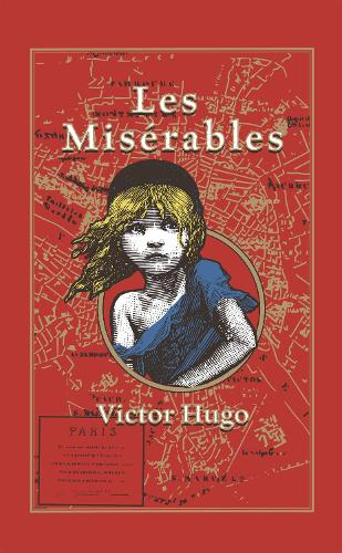 Les Miserables - Leather-bound Classics (Leather / fine binding)