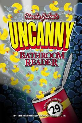 Uncle John's UNCANNY Bathroom Reader (Paperback)