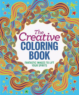 The Creative Coloring Book (Paperback)