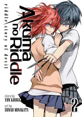 Akuma No Riddle: Riddle Story of Devil Volume 2 (Paperback)