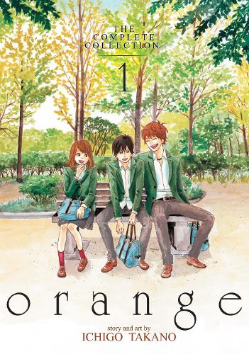 Orange: The Complete Collection: 1 (Paperback)