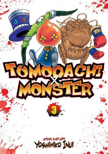 Tomodachi x Monster: Vol. 3 (Paperback)