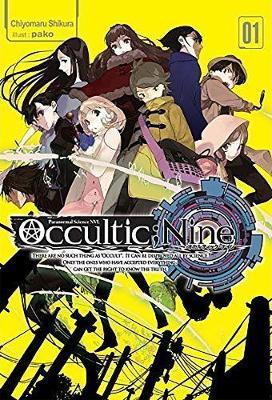 Occultic; Nine: Vol. 1 (Paperback)