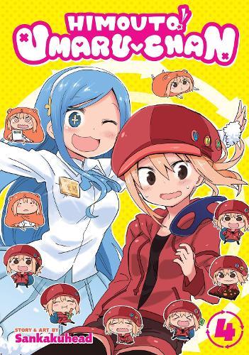 Himouto! Umaru-chan Vol. 4 - Himouto! Umaru-chan (Paperback)