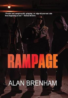 Rampage: A Jason Scarsdale Novel (Hardback)