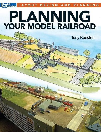 Planning Your Model Railroad (Paperback)