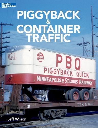 Piggyback & Container Traffic (Paperback)