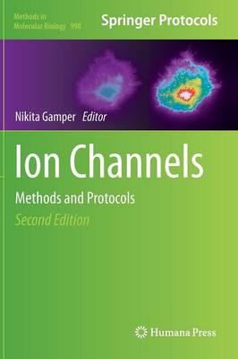 Ion Channels: Methods and Protocols - Methods in Molecular Biology 998 (Hardback)