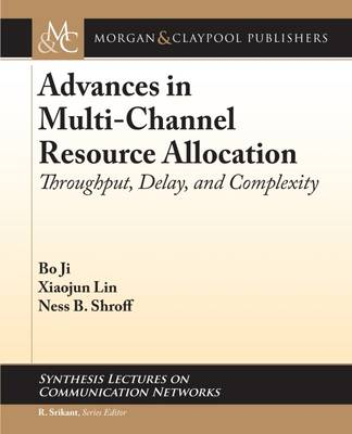 Advances in Multi-Channel Resource Allocation: Throughput, Delay, and Complexity - Synthesis Lectures on Communication Networks (Paperback)
