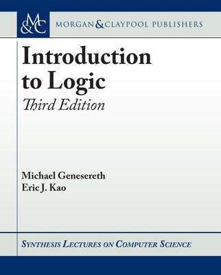 Introduction to Logic - Synthesis Lectures on Computer Science (Paperback)