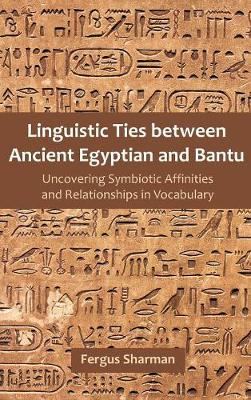 Linguistic Ties Between Ancient Egyptian and Bantu: Uncovering Symbiotic Affinities and Relationships in Vocabulary (Hardback)