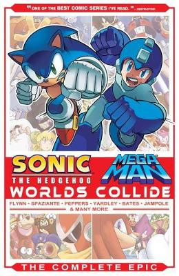 Sonic / Mega Man: Worlds Collide: The Complete Epic (Paperback)