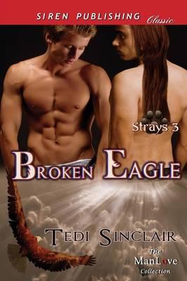 Broken Eagle [Strays 3] (Siren Publishing Classic Manlove) (Paperback)