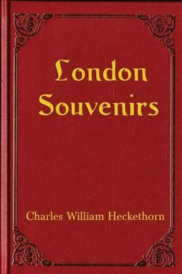 London Souvenirs (Paperback)