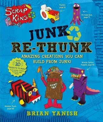 Junk Re-Thunk: ScrapKins (Paperback)