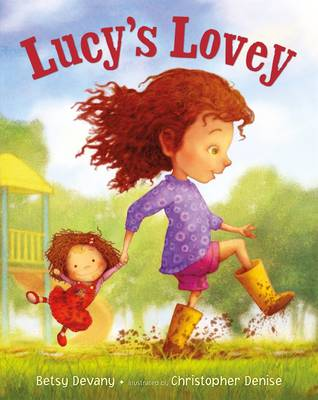 Lucy's Lovey (Hardback)