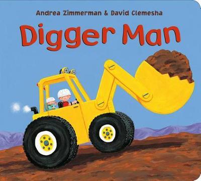 Digger Man (Hardback)