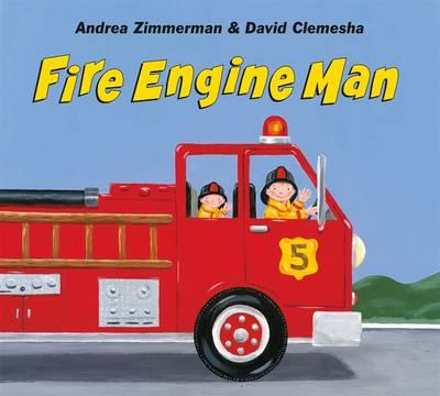 Fire Engine Man (Board book)