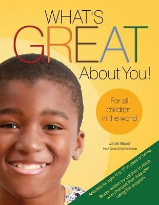 What's Great about You! for All Children in the World (Paperback)