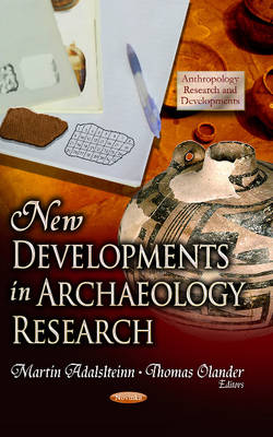 New Developments in Archaeology Research (Paperback)