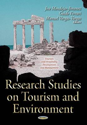 Research Studies on Tourism & Environment (Paperback)