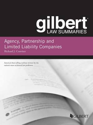 Gilbert Law Summary on Agency, Partnership and LLCs (Paperback)