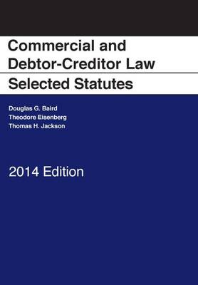 Commercial and Debtor-Creditor Law Selected Statutes 2014 - Selected Statutes (Paperback)