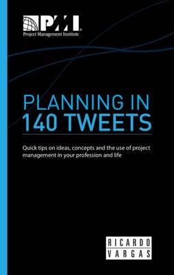 Planning in 140 tweets (Paperback)