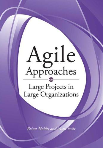 Agile Approaches on Large Projects in Large Organizations (Paperback)