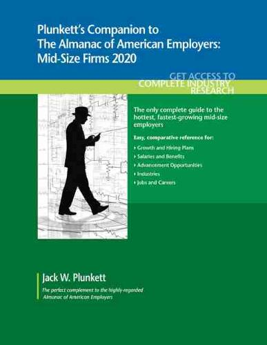 Plunkett's Companion to The Almanac of American Employers 2020 - Plunkett's Industry Almanacs (Paperback)