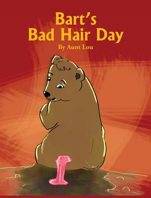 Bart's Bad Hair Day (Hardback)
