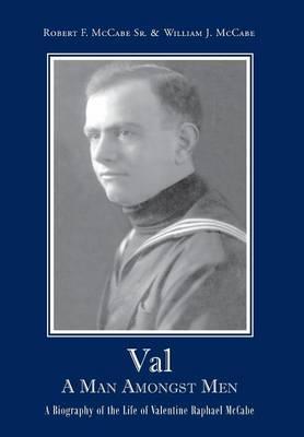 Val a Man Amongst Men (Hardback)