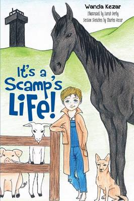 It's a Scamp's Life! (Paperback)