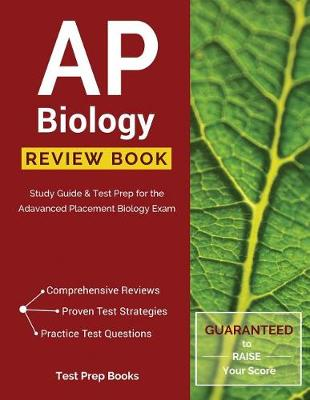 AP Biology Review Book: Study Guide & Test Prep for the Advanced Placement Biology Exam (Paperback)