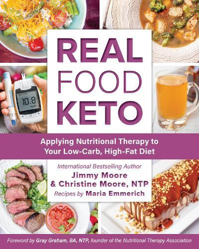 Real Food Keto (Paperback)