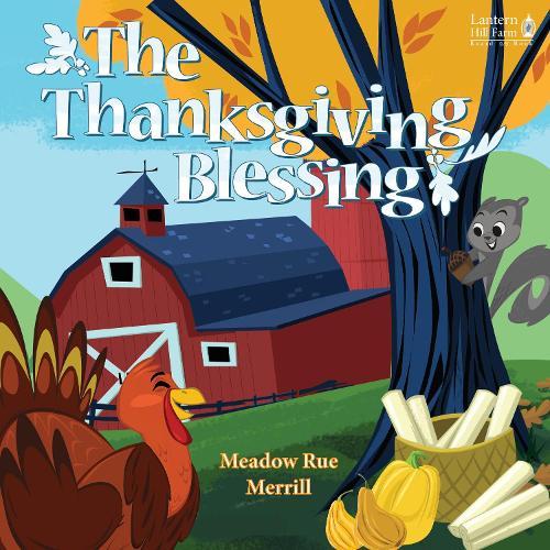 Kidz: Lhf: Thanksgiving Bless Board Book (Board book)
