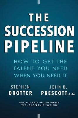 The Succession Pipeline: How to Get the Talent You Need When You Need It (Paperback)