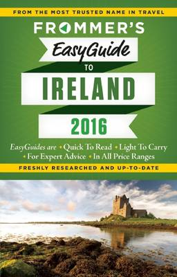 Frommer's EasyGuide to Ireland 2016 (Paperback)