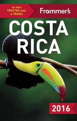 Frommer's Costa Rica 2016 (Paperback)